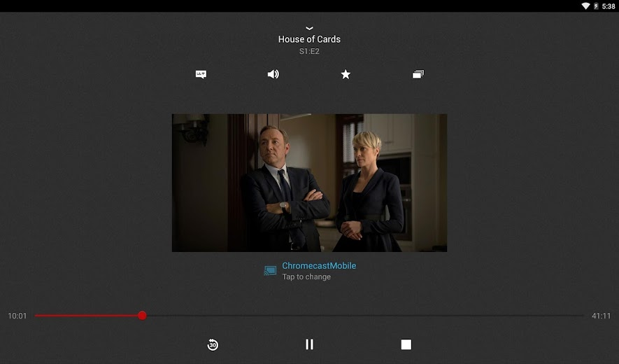 Screenshot 9 for Netflix's Android app'