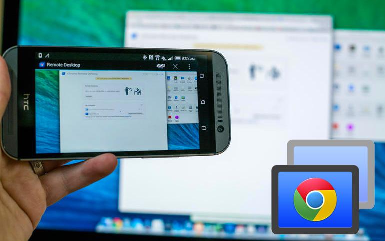 Usare il Pc da Smartphone, Tablet Android e iPhone iOS
