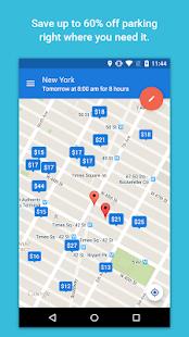 ParkWhiz: On Demand Parking- screenshot thumbnail