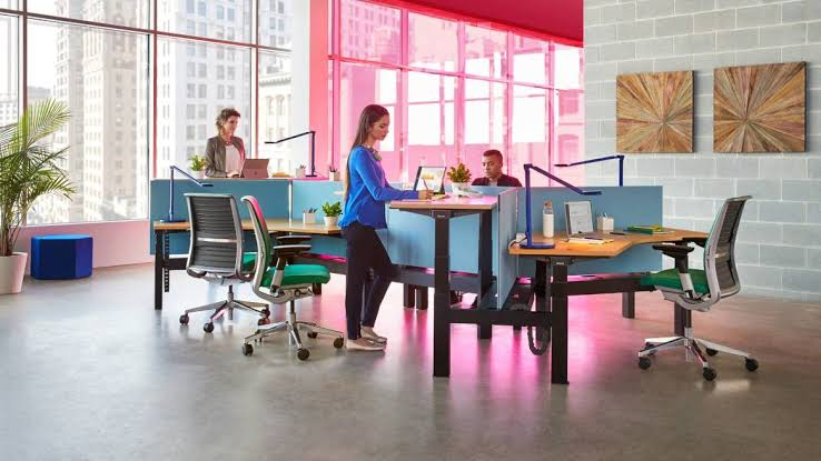 Standing desk reduces the risk of weight gain