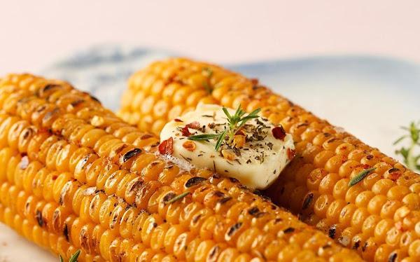 Spiced Corn On The Cob Recipe