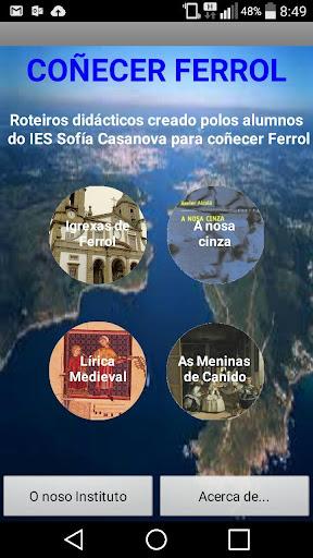 Coñecer Ferrol - IES Sofía