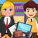 Pretend Play Office Life: Explore  Fun Town icon