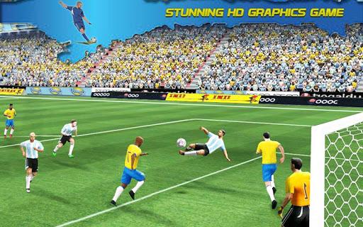 Play Football Game 2018 - Soccer Game 1.1 screenshots 1