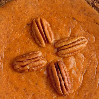 Pumpkin Pie w/ Cinnamon Almond or Hazelnut Crust or Crustless Pumpkin Pies