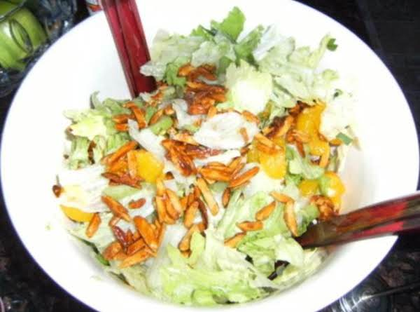 Mandarin Orange Salad Recipe