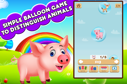Farm Animals For Toddler 3.1.2 Screenshots 5
