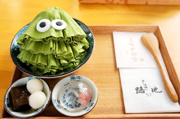路地 氷の怪物-超人氣冰品 在日式老宅裡享用可愛又美味怪物雪花冰