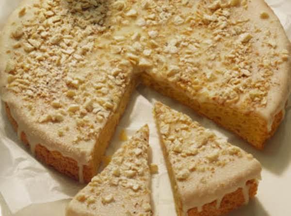 Brandy Cake Recipe