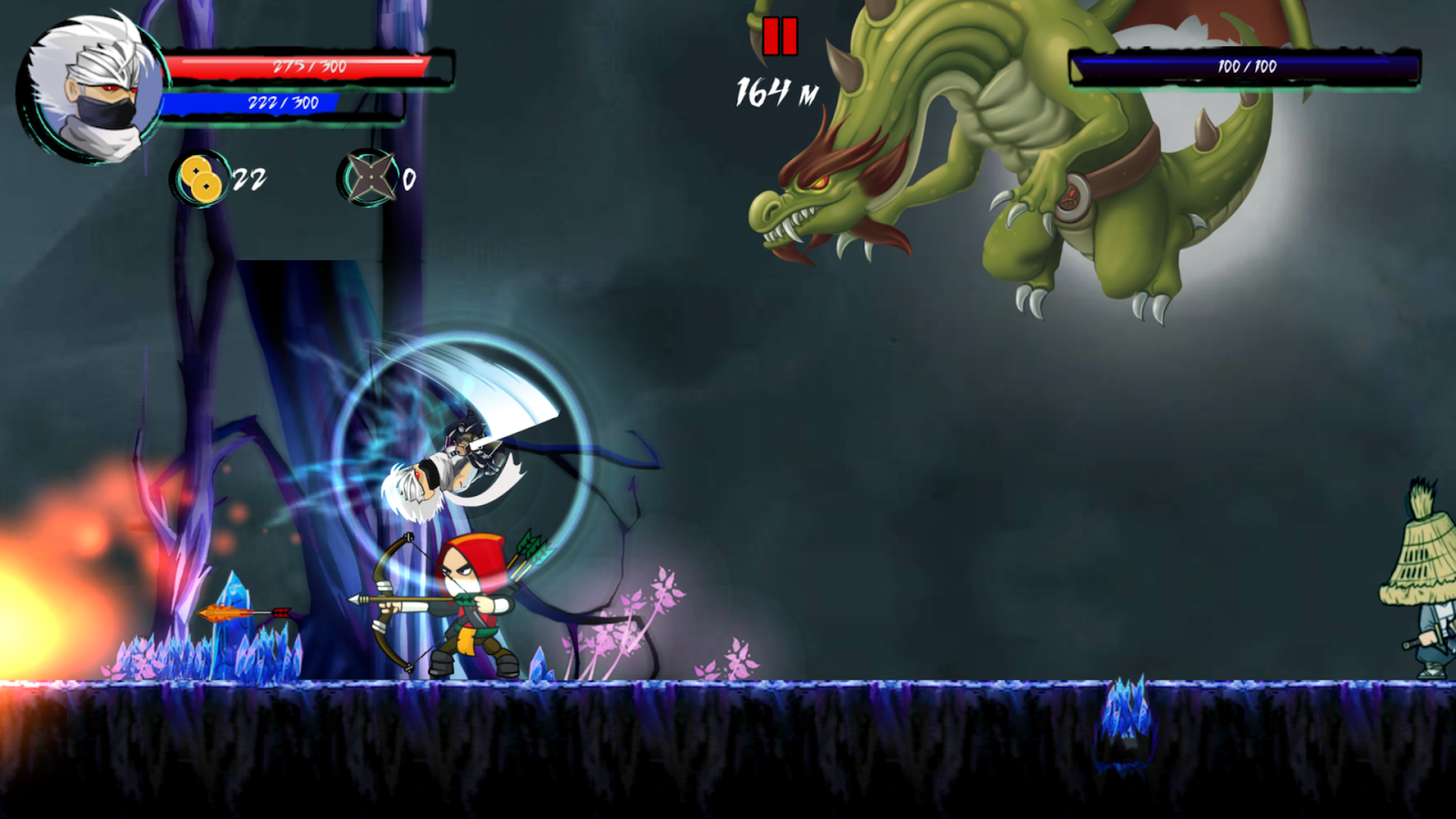 Ninja Assassin- screenshot
