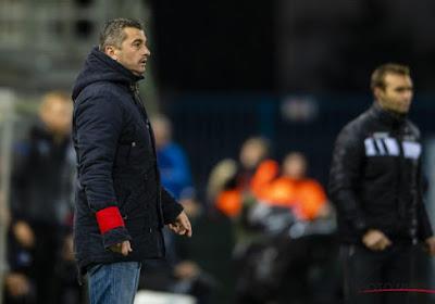 """Adnan Custovic après la victoire de Waasland-Beveren : """"Je suis passé par tous les états"""""""