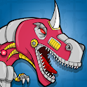 Assemble Dino Robot: Build, Craft & Fight icon