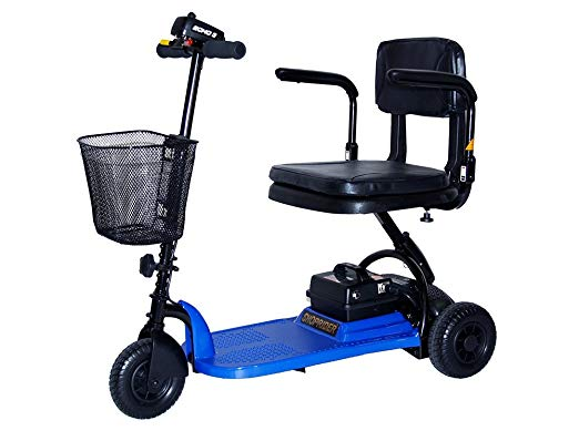 image of Shoprider mobility scooter