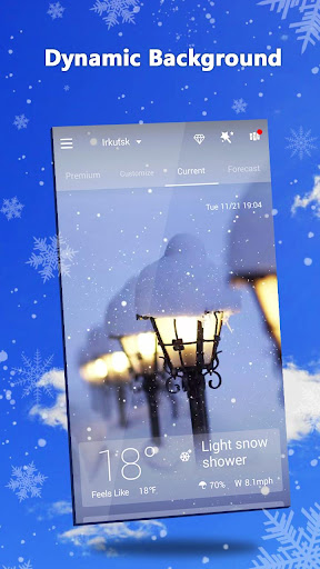 GO Weather Widget screenshot 2
