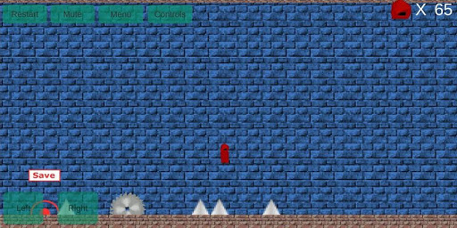 Dodge It: The Nearly Impossible Platformer (Free) ss3