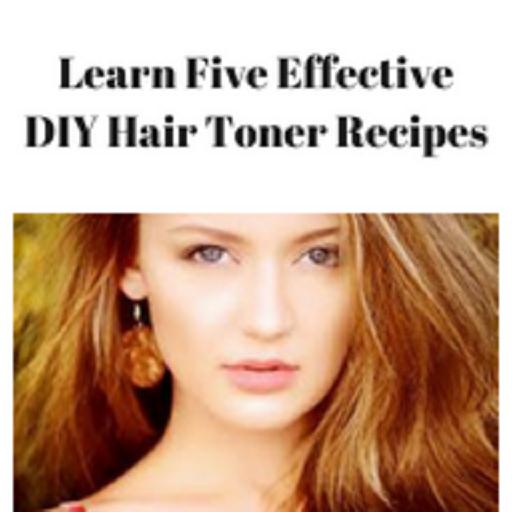 Diy Hair Toner Recipes Applications Sur Google Play
