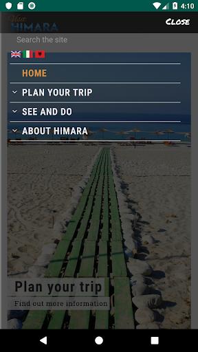 Visit Himara 1.0.2 screenshots 1