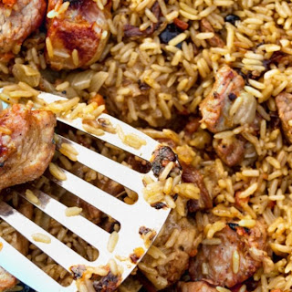 Barbecue Chicken And Rice Recipes.