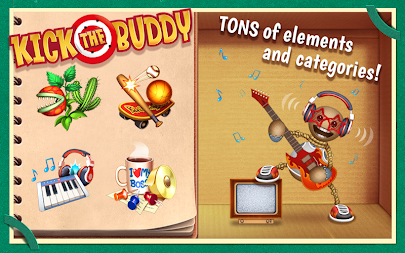 Kick the Buddy APK screenshot thumbnail 12