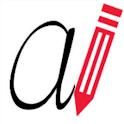 Cursive Letters Alphabets icon