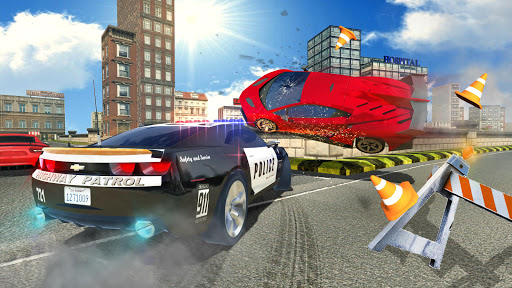 Police Car Chase : Hot Pursuit  screenshots 11