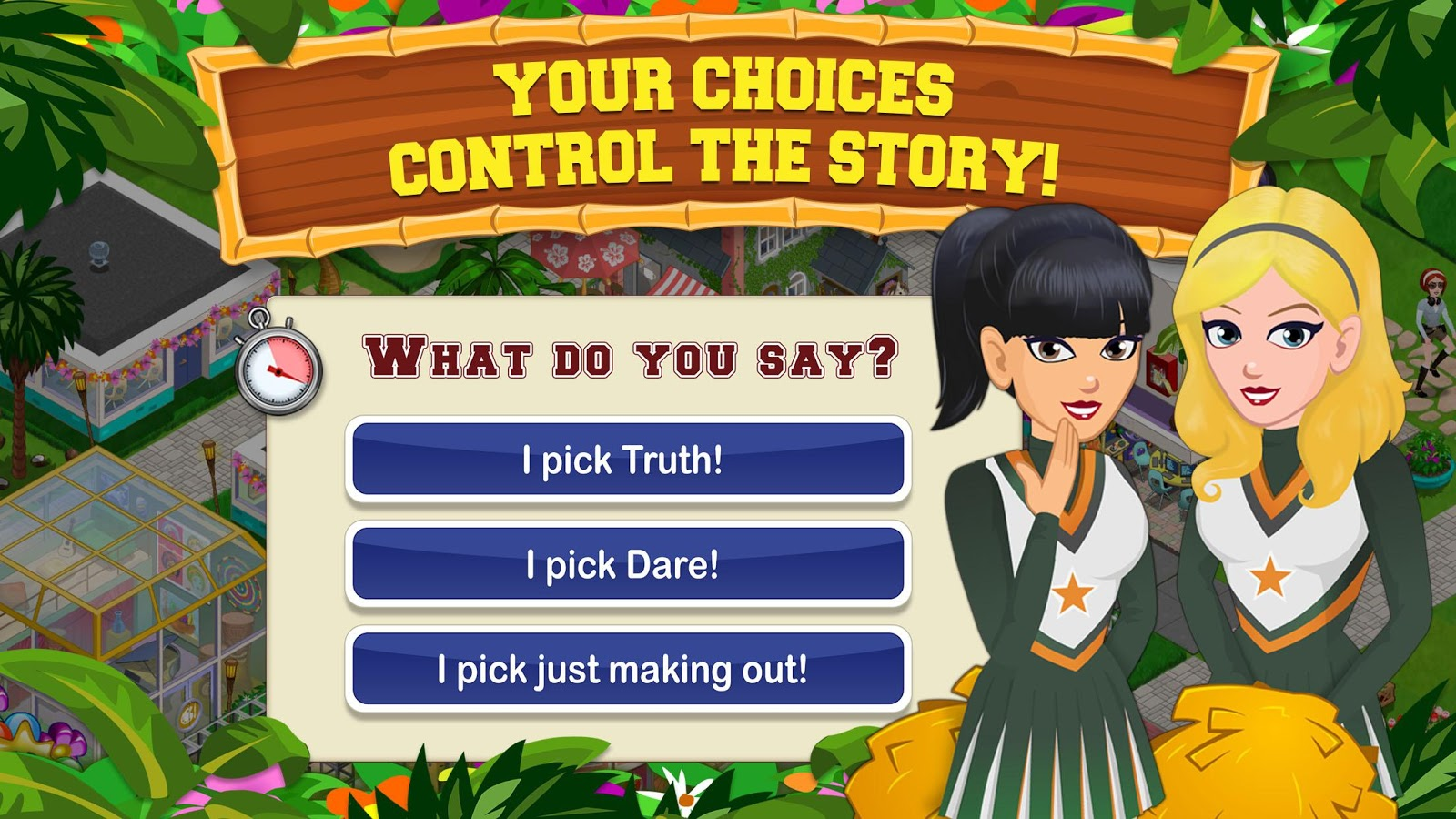 high school story android apps on google play high school story screenshot