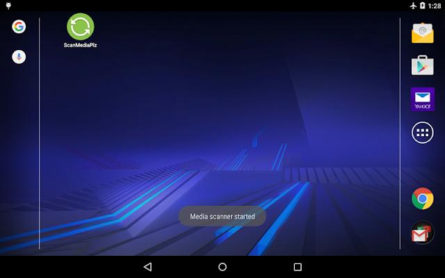 ScanMediaPlease - screenshot