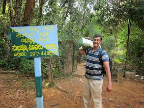 Photo: 7 KM uphill trek to 5700+ feet, and 18 KM down hill trek in 27 hours :)