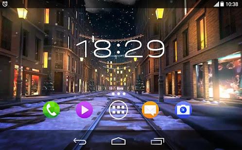 Weihnachtsreise Schnee Live WP – Apps bei Google Play
