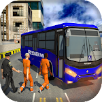 Police Prison Transport Van