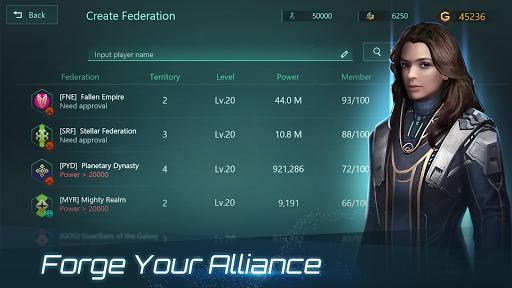 Stellaris: Galaxy Command, Sci-Fi, space strategy 0.0.42 screenshots 2
