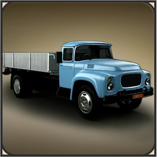 トラック運転手の駐車場 模擬 App LOGO-硬是要APP