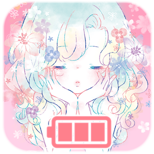 Battery Saver Flowery Kiss (app)