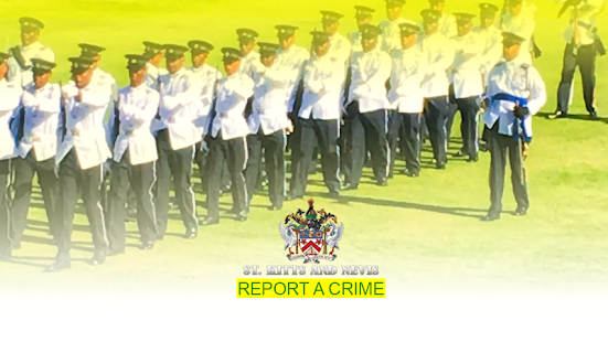 SKN Report a Crime- screenshot thumbnail