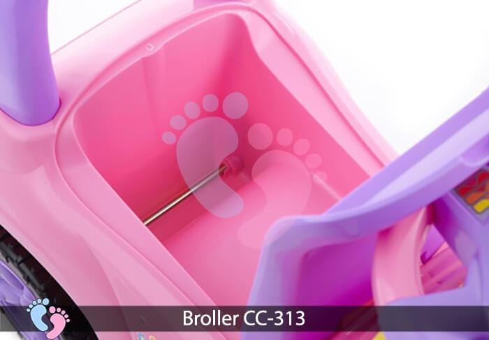 Xe chòi chân oto Broller CC 313 15