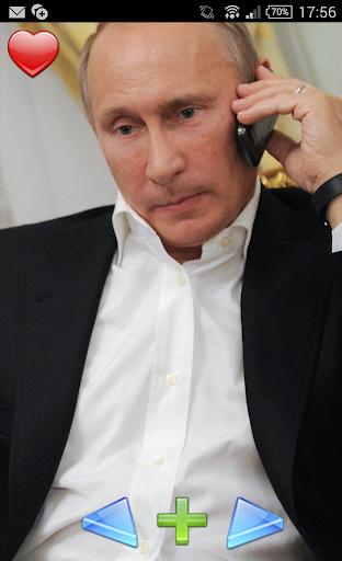Putin。A圖片