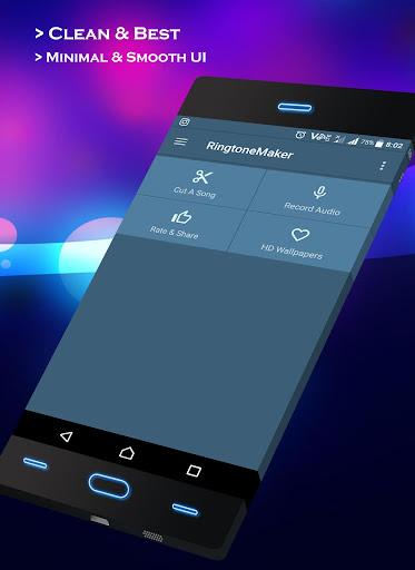 mod Ringtone Maker - MP3 Cutter  screenshots 3