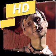 Zombie Scary Horde 4K LWP