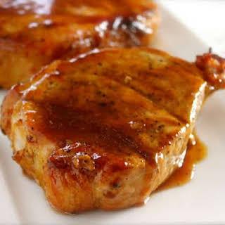 Slow Cooker Teriyaki Pork Chops.