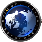 EARTH CASE - Watch Face