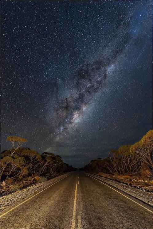 Eyre Highway, a mais longa e solitária estrada da Austrália