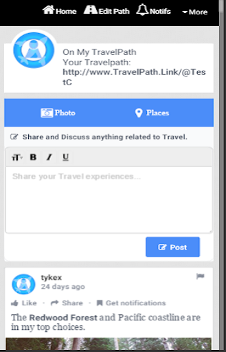 TravelPath.Link