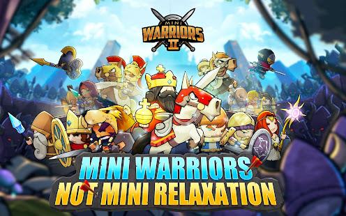 Mini Warriors 2 - Idle Arena