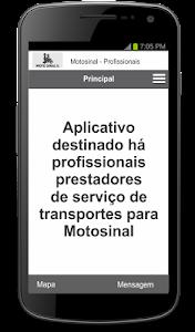 Moto Sinal - Profissional screenshot 0