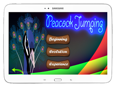 Peacock Jumping screenshot 9