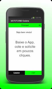 Download MotoTurbo GOIÂNIA – Motoboy e Office Boy For PC Windows and Mac apk screenshot 6