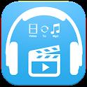 Vidéo à Mp3 Converter icon