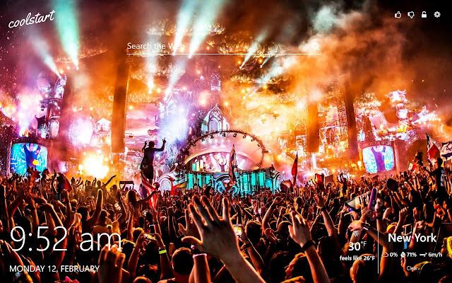 Tomorrowland HD Wallpapers DJ Music Festivals