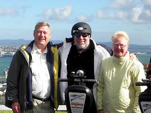 Photo: Our New Friend Steve Wozniak