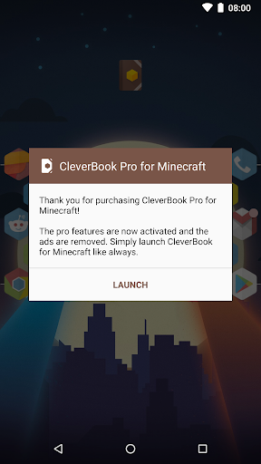 CleverBook Pro for Minecraft  screenshots 4